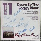 {Signed} Foggy River Boys - Down by the Foggy River - International Artists LP LPS 5011