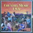 Country Music USA - Reader's Digest 8 LP Box Set RD4-193