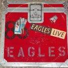 Eagles Live - 2 LP Elektra/Asylum Records LP BB-705
