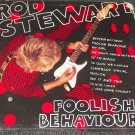 Rod Stewart - Foolish Behaviour - WB LP HS 3485 (1980)