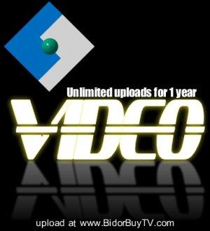 One year registration - Video community - Unlimited Uploads