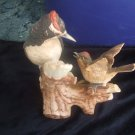 Stunning Lefton Bird Figurine KW8011