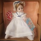 Betsy Ross Madame Alexander Doll #431 7.5 Inches Tall