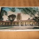 State Normal School San Jose, Cal. 1910's-1920's Postcard