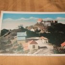 Lick Observatory San Jose California 1920's Postcard One Cent