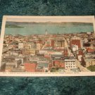 #1571 View Of San Francisco Business Section Panama-Pacific Exposition Postcard