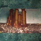 Mormon Tabernacle Great Organ/Choir 1910's Postcard