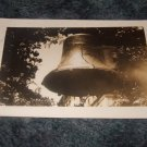 The Liberty Bell Real Photo Postcard 1910's? Black And White