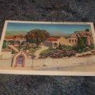 #649 Mission San Juan Capistrano, California Postcard 1920's?