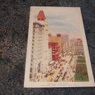 Broadway, New York 1910's Postcard One Cent
