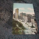 Flatiron Building, New York City 1910's Postcard