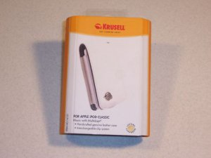 Krusell Case For Apple Ipod CLassic