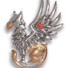 Anne Stokes Griffin's Gift Pendant for Good Fortune