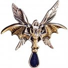 Bat Rider Pendant for Messages BAF03