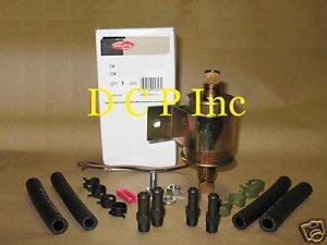 Low Pressure Electric Fuel Pump gas,diesel, 12V 6-9 PSI