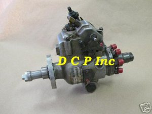 5.7L Chevy GM 5.7 GMC Diesel injector  Injection Pump