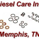 6.6 6.6L Duramax injector seal and return line kit