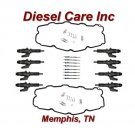 Complete Super Kit  01 - 04 Chevrolet Chevy GM Duramax LB7 Diesel Fuel Injectors
