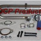 6.0 6.0L Ford Powerstroke 03-07 EGR Cooler Delete and Bypass Kit