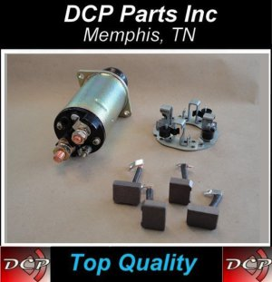 NEW STARTER REPAIR KIT 28MT NIKKO STYLE ,CHEVY GMC CUMMINS AND OTHERS