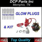 6.9L 7.3L IDI Ford International Glow Plug manual relay controller solenoid kit