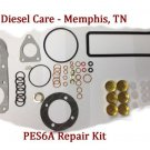 PES6A Bosch Style Injection Pump Repair Kit - Case, Cummins, John Deere, Duetz