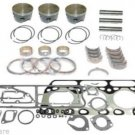 Yanmar & Komatsu engine rebuild overhaul kit fits 3TNE84D 3D84E-1FB 2FB 3FB