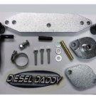 2013 Ford F-250 F-350 F-450 6.7L Powerstroke Diesel  EGR Valve Cooler Delete Kit