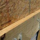 DIY How To Installing the Deck Ledger