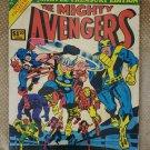 Marvel Treasury Edition #7 1975 Mighty Avengers Marvel Oversize
