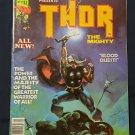 Marvel Preview #10 The Mighty Thor Marvel Magazine Tony DeZuniga Art! 1977 B&W