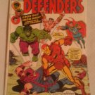 THE DEFENDERS #9 ORIGINAL PRINT