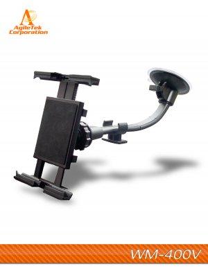 """Mobotron WM-400V Car Windshield Mount for 5-12"""" Smartphones and Tablets"""