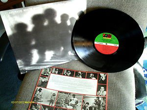 """1976 R & B SOUL 12"""" VINYL AVERAGE WHITE BAND SOUL SEARCHING  FREE SHIP IN USA"""