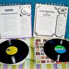 "(2) 1968  VINYL LP  12"" SING & PLAY BEE GEE HITS both VINYL VG+ to NEAR MINT"