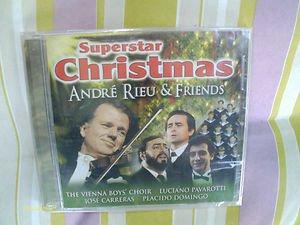New  Superstar Christmas (CD, Jan-2006, Laserlight)  FREE SHIPPING in USA BIN