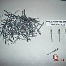 "New ALUMINUM POP RIVETS 100 pcs 3/16"" x 1/2"" FREE SHIPPING WITHIN U.S.A."