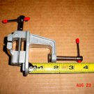 "NEW 1-1/2"" CLAMP ON VISE HOBBIES LIGHT WEIGHT ALLOY ALUM BODY FREE SHIPPING BIN"