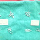 "40 pcs ALUMINUM POP RIVETS 20 pcs EACH 3/16"" x 3/4"" & LG FLANGE 3/16"" x3/4"