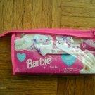 1997 Barbie KIDS CHILDREN Gift Pack ZIPPER BAG-LIKE PURSE New OLD STOCK