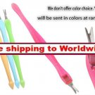 Cuticle Trimmer Pusher Manicure Pedicure Nail Art + Free shipping!