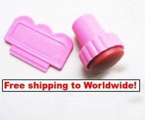 Nail Art Stamping Stamp Tools Scraping Knife Set + Free shipping!