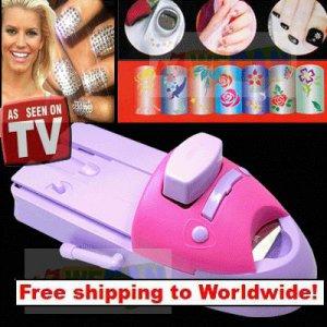 Nail Art color machine + Free shipping!
