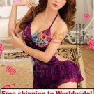 Sexy Lace Lady Nightdress + Free shipping to worldwide!