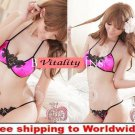 Sexy Women Hollow Openings Low Waist Bikini Lingerie + Free shipping to worldwide!