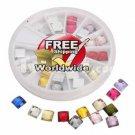 Square Nail Art Rhinestones tm10004209+ Free shipping to worldwide!