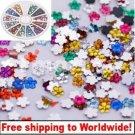 1800pcs Nail Art Rhinestone Flower tm 10003138 + Free shipping to worldwide!