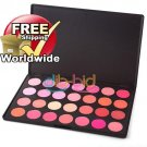 1 x 28 Colours Blusher Palette BC + Free shipping to worldwide!