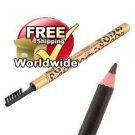 1 x Leopard Eyebrow Pencil with Brush BC + Free shipping to worldwide!