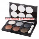 1 X 6 Colors EyeShadow BC + Free shipping to worldwide!